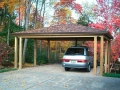 Hip Style Porch Roof