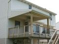 Studio Style Porch Roof