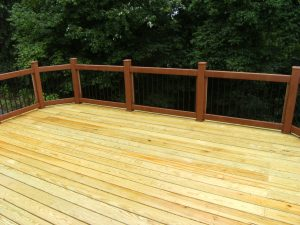 Can I Extend My Deck During an Extreme Deck Makeover?, Quaker State Construction