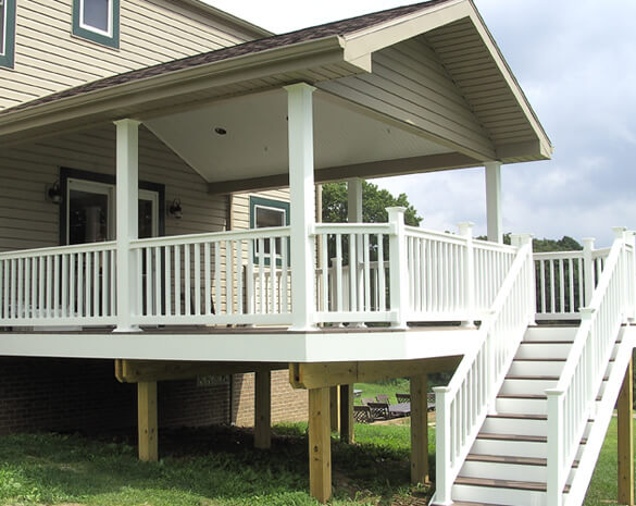 New Deck Construction Pittsburgh